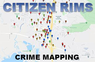 Citizen Rims Crime Mapping