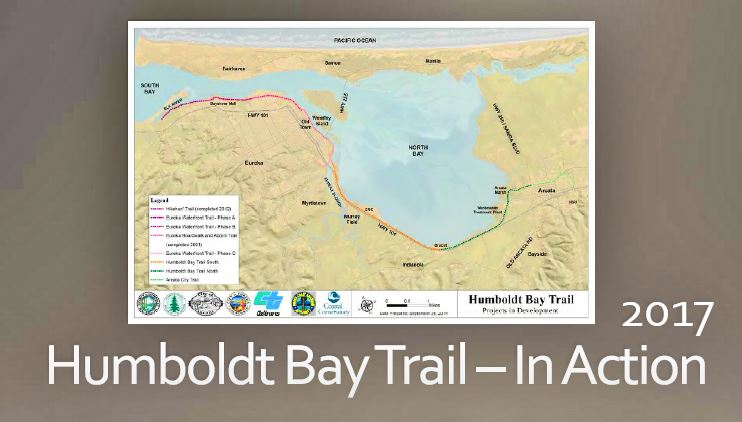 Humboldt Bay Trail North Powerpoint Presentation June 2017