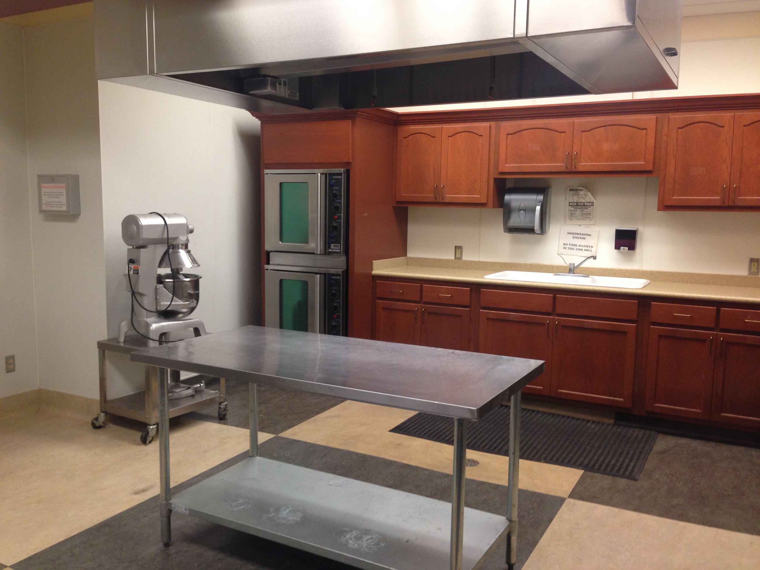 Foodworks Rental Kitchen